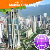 Caracas Street Map