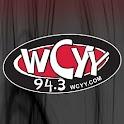 94.3 WCYY logo