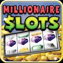 Millionaire Slots logo