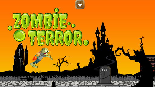 Zombie Terror: Fun Kids Game