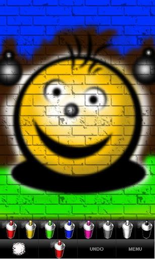 【免費娛樂App】Spray Painter 噴畫家-APP點子