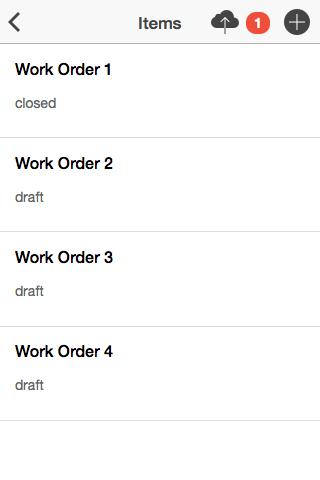 Work Order