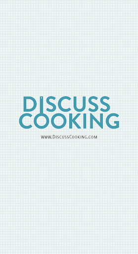 Discuss Cooking