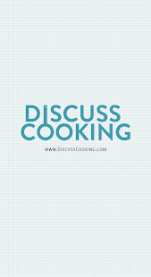 Discuss Cooking- screenshot thumbnail