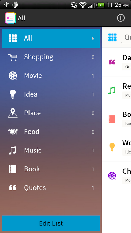 Listable: To Do List App Beta - screenshot