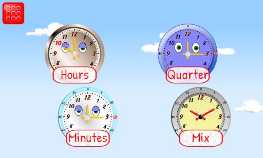 Telling Time Kids 1st Grade