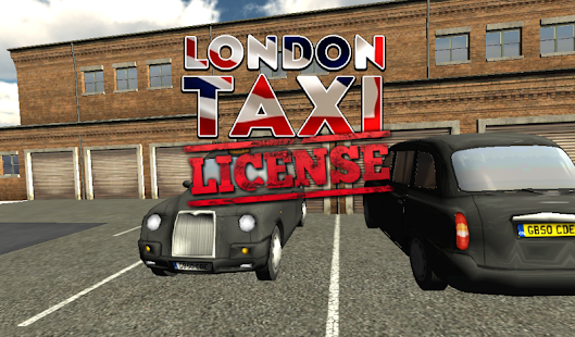 London Taxi Driving Game