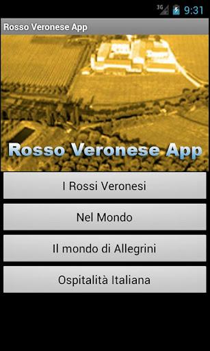 Rosso Veronese