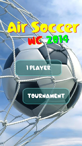 【免費體育競技App】Air Soccer World Cup 2014-APP點子