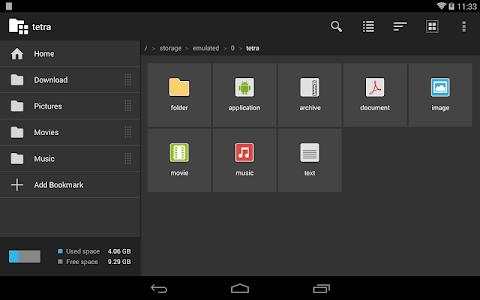 Tetra Filer v2.4.0