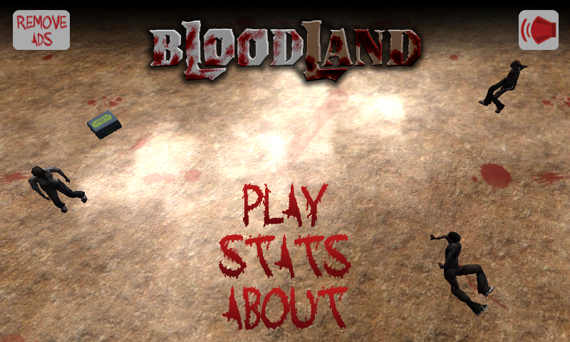 BloodLand - screenshot