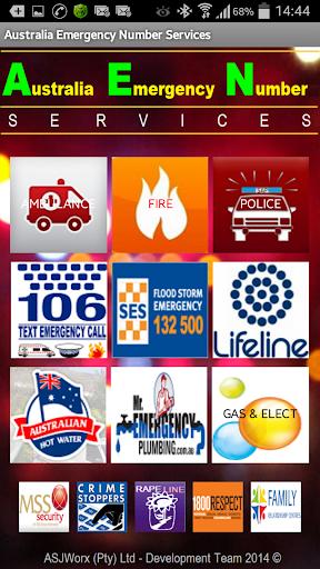 Emergency Numbers Australia