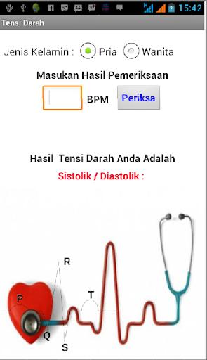 Tensi Darah Digital