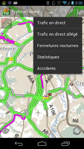 TrafficInfoGrabber  screenshots 2