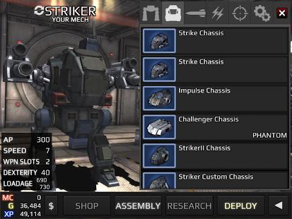MetalWars3 - screenshot thumbnail