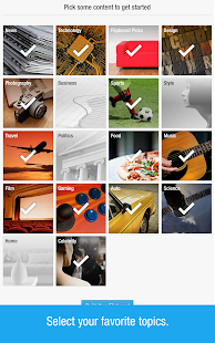 Flipboard: Your News Magazine Screenshot 21