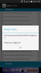 Dragtones- screenshot thumbnail