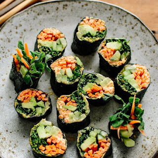 Veggie Nori Rolls Recipe
