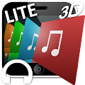 Free Download iSense Music - 3D Music Lite APK for Blackberry