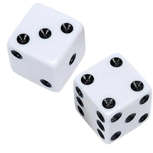 google roll a die or dice