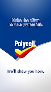 Polycell. We'll show you how.- screenshot thumbnail