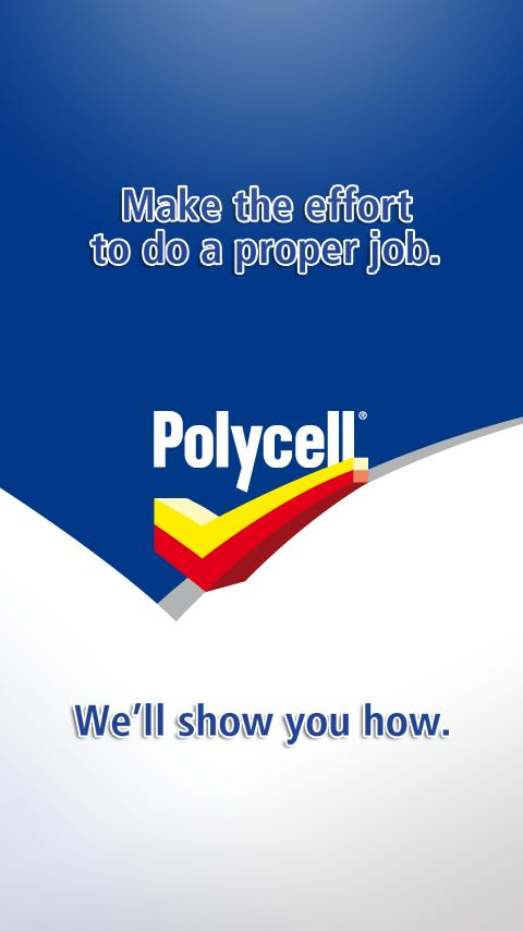 Polycell. We'll show you how.- screenshot