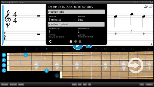Learn Banjo Lessons & Practice 3.3.9 screenshots 5