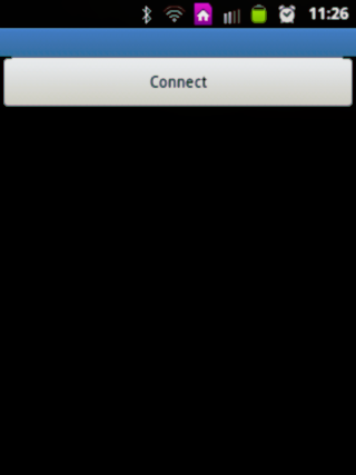 NXT Controling App