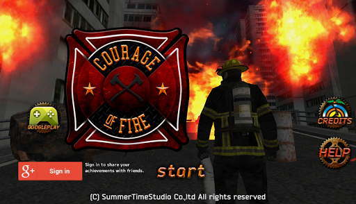 Courage of Fire  screenshots 6