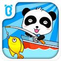 Happy Fishing: game for kids icon