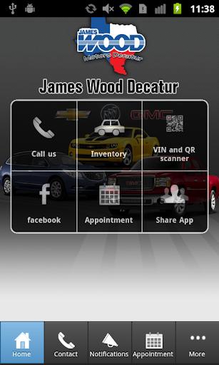 James Wood Decatur