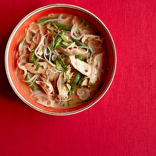 Thai Red Curry with Chicken and Green Beans Recipe