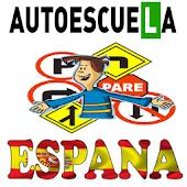 test autoescuela español
