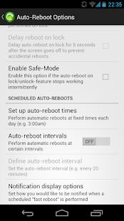 Fast Reboot Pro - screenshot thumbnail