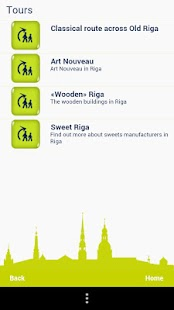 Riga Tourist Guide- screenshot thumbnail