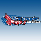 The Eagle 100.7 (WEFX FM)