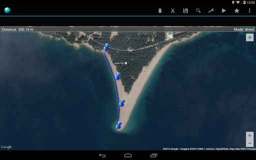 Map Distance Meter  screenshots 6