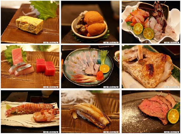 新鮮美味的無菜單壽司套餐 三井極壽司