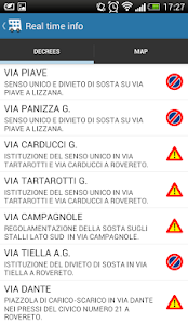 ViaggiaRovereto - screenshot thumbnail