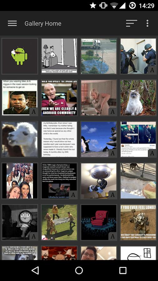 Imgr Gallery Pro - screenshot