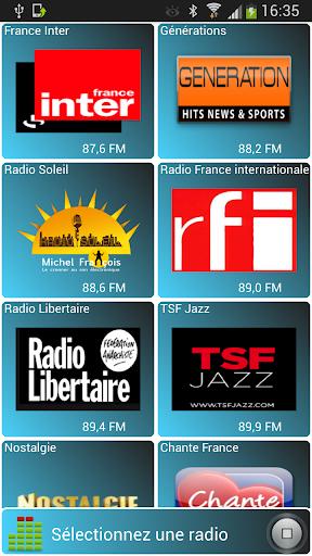 Paris Radios Pro