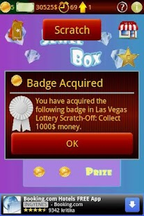 Las Vegas Lottery Scratch Off - screenshot thumbnail