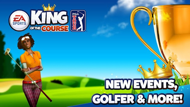 King of the Course Golf apk screenshot