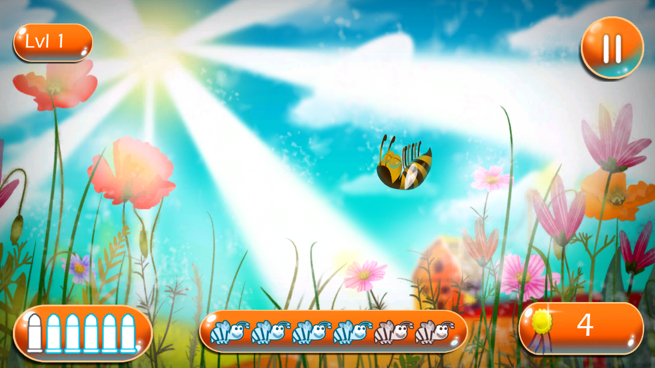 Squash Hornet - Wasp Phobia- screenshot