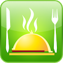 美食天堂 logo