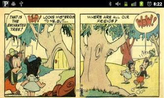 Screenshot of Super Cat Comic Book #1