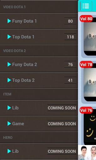 【免費媒體與影片App】Funy Dota-APP點子