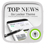 Top News GO Locker Theme 1.0 Icon