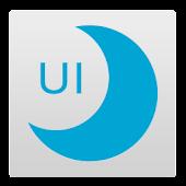 LunarUi (cyan) - CM7 Theme