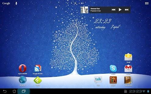 Wall Clock HD- screenshot thumbnail